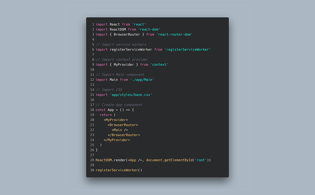 How to Use React Context to Build a Multilingual Website Pt.1