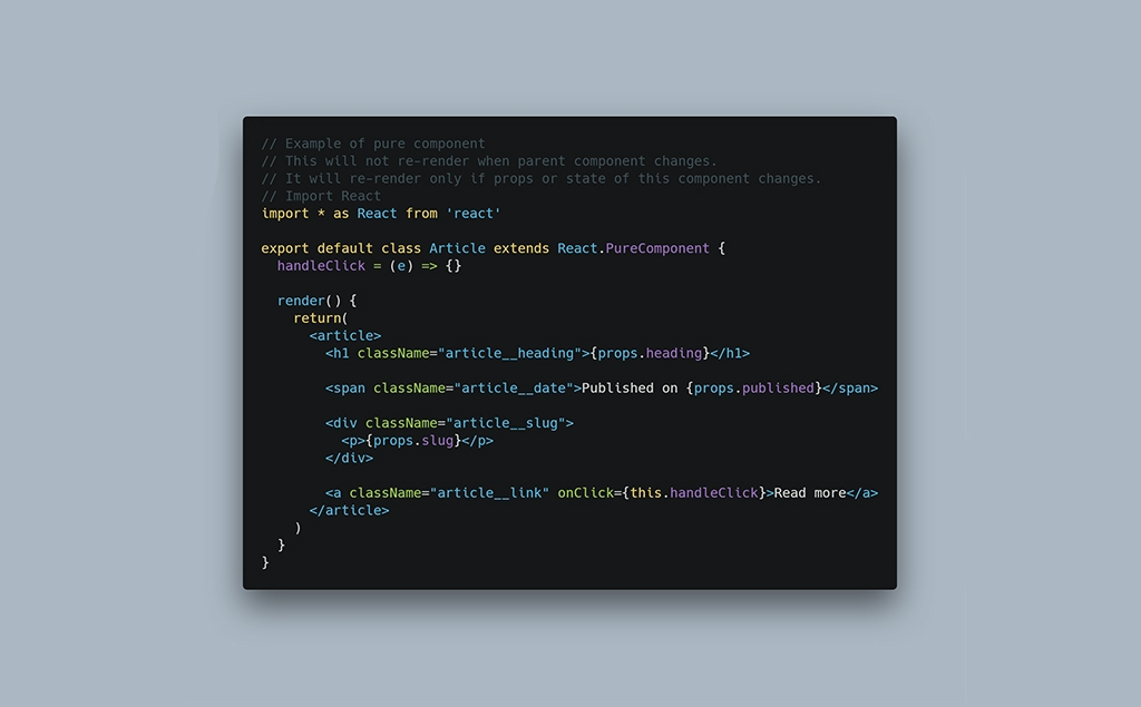 6 Quick React Tips to Write A Better Code Pt.2